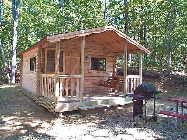 Riverdale Farm Campsites Rental Rates